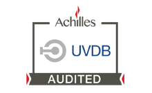 UVDB audited logo