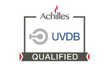 UVDB qualified logo